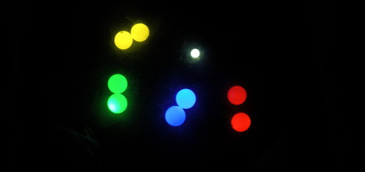 Playaboule V3 Lighted Bocce Ball Set